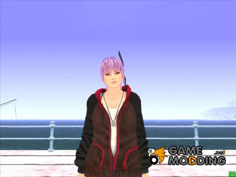 Ayane v2 (Dead or Alive) for GTA San Andreas