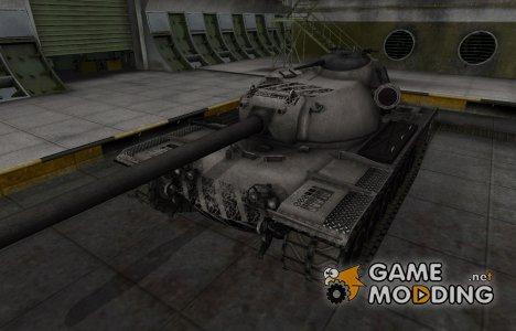 Отличный скин для T110E5 для World of Tanks
