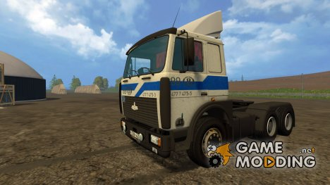 МАЗ 642208 for Farming Simulator 2015