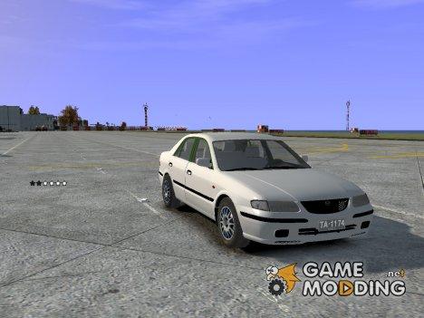 Mazda 626 для GTA 4