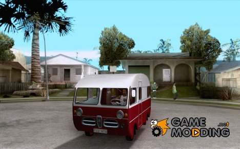 Saab 92HK Motorhome 1965 for GTA San Andreas