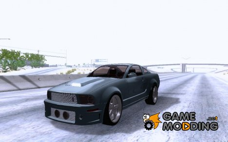 Ford Mustang Eleanor для GTA San Andreas