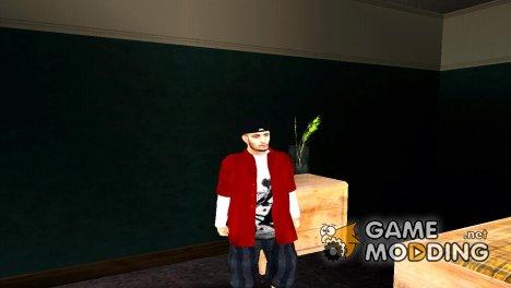 Новый wmybmx HD для GTA San Andreas