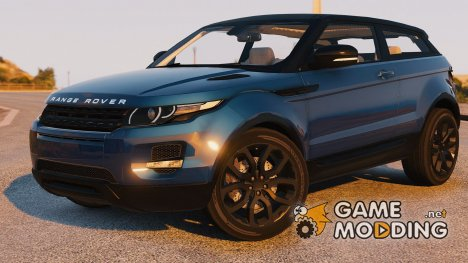 Range Rover Evoque 6.0 for GTA 5