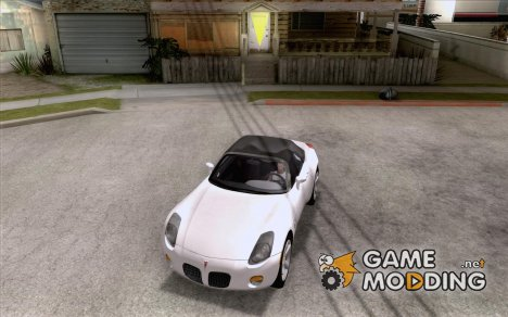 Pontiac Solstice for GTA San Andreas