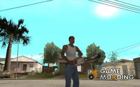 Бензопила for GTA San Andreas