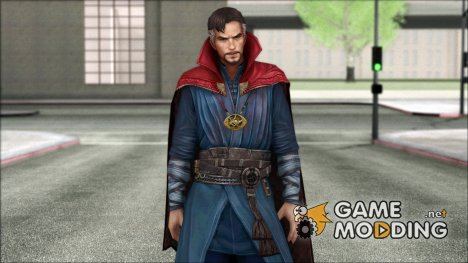 Marvel Future Fight - Dr. Strange (Movie) for GTA San Andreas