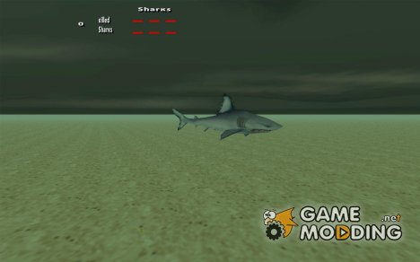 Shark Killer for GTA San Andreas