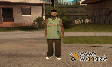 Sevil3 for GTA San Andreas