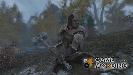 Templars Weapon set for TES V Skyrim