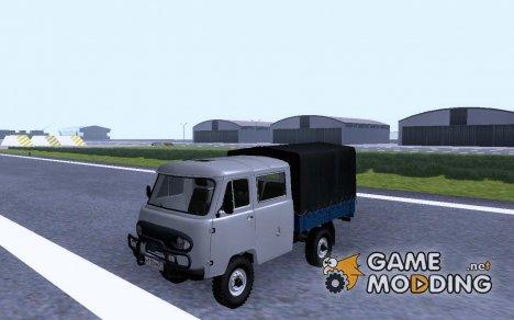 УАЗ 39094 for GTA San Andreas