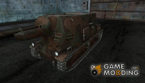 Шкурка для S-35 CA для World of Tanks