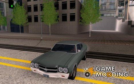 Chevrolet Shevy для GTA San Andreas