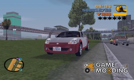 Toyota MR-S Yakuza для GTA 3