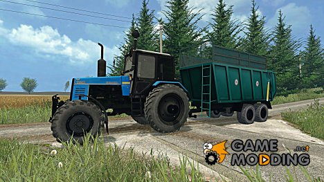 ПС-10 для Farming Simulator 2015