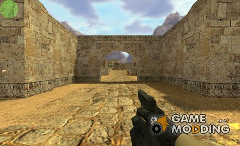 Bullethead's Glock19 on Jame's anims for Counter-Strike 1.6