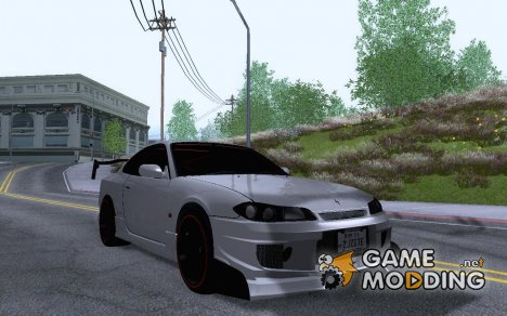 Nissan Silvia S15 Tuned for GTA San Andreas