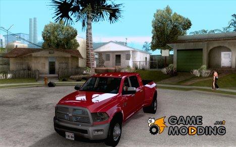 Dodge Ram 3500 Laramie 2010 for GTA San Andreas