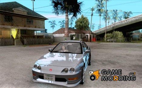 Honda Integra Type-R (Stock) для GTA San Andreas