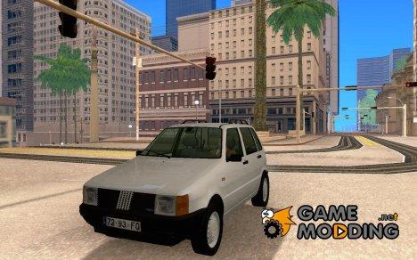 Fiat Uno S 1985 for GTA San Andreas