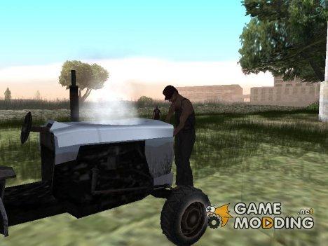 Оживлённая ферма V2 для GTA San Andreas