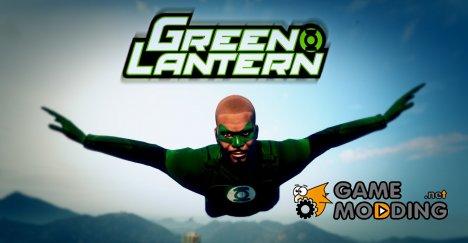 Green Lantern - Franklin 1.1 for GTA 5