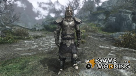 Stronger Wolf Armour for TES V Skyrim