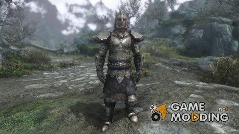 Stronger Wolf Armour for TES V Skyrim