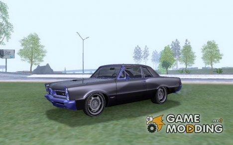 1965 Pontiac GTO for GTA San Andreas