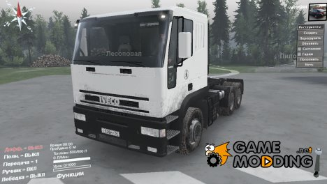 Iveco Eurotech для Spintires 2014
