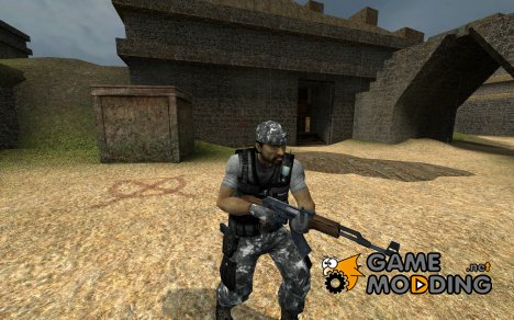 Maroccan Winter Guerilla for Counter-Strike Source
