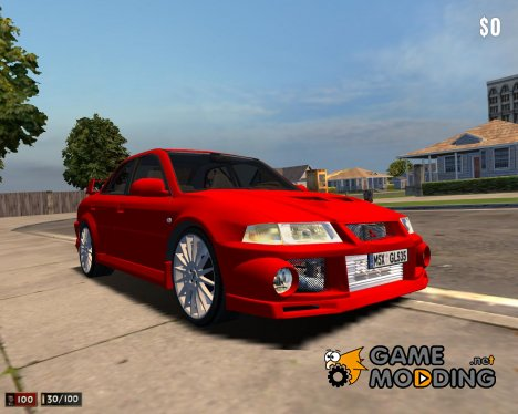 Mitsubishi Lancer EVO 6 LE for Mafia: The City of Lost Heaven