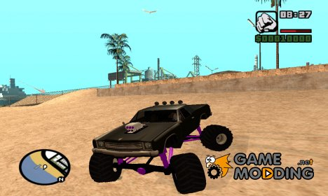 Picador Monster Truck for GTA San Andreas