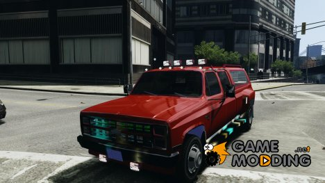 Chevrolet Silverado for GTA 4