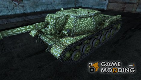 Шкурка для СУ-152 for World of Tanks