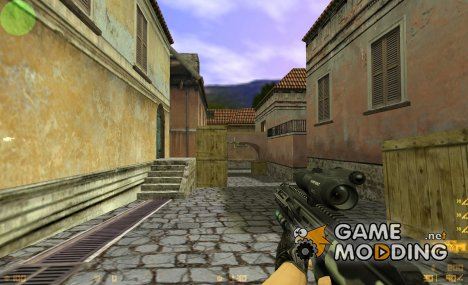 AUG A3 Camos для Counter-Strike 1.6