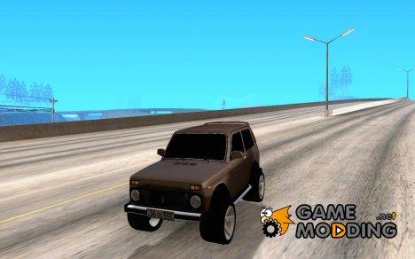 Armenian NIVA DORJAR 4 x 4 для GTA San Andreas