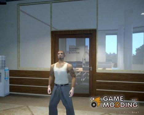 Cesar from GTA San Andreas для GTA 4
