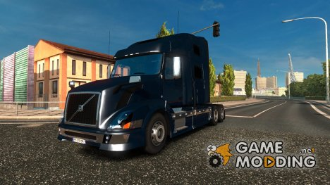 Volvo VNL 780 and real sound v.1.2 for Euro Truck Simulator 2