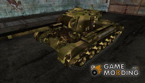 Pershing от phoenixlord for World of Tanks