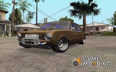 ВАЗ 2101 (Колхоз) v1 for GTA San Andreas