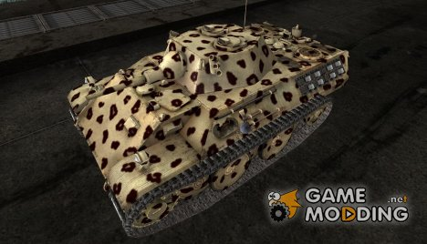 VK1602 Leopard 7 для World of Tanks