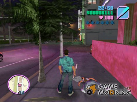 QUICK DEATH for GTA Vice City