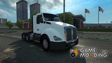 Kenworth T680 + DLC Cabin for Euro Truck Simulator 2