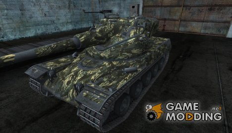 Шкурка для AMX 50 68t for World of Tanks