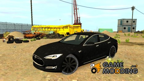 Tesla Model S for GTA 4