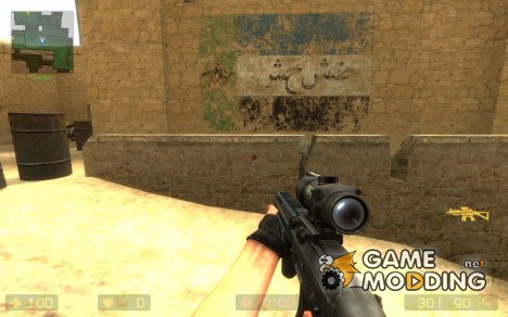 sg551 7.62 type for sg552 for Counter-Strike Source