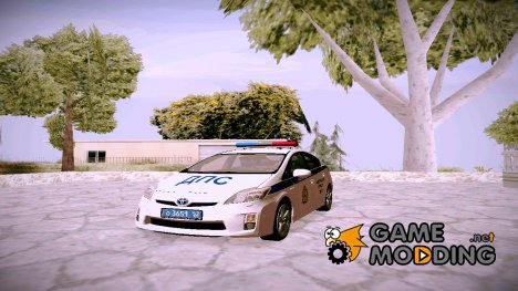 Toyota Prius ДПС for GTA San Andreas