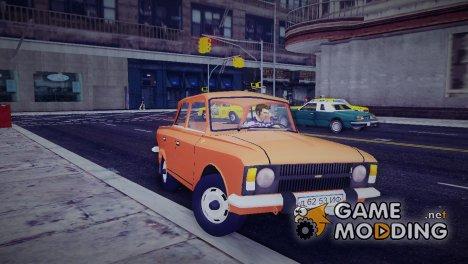 ИЖ 412ИЭ для GTA 3