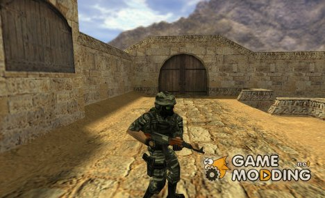 H.E.C.U Marine для Counter-Strike 1.6